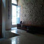 entrada principal,do hostel