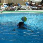 Fun in the pool :)