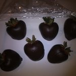choc. covered strawberries are the best I have ever had