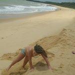 Praia do Rio Verde, paz e muita natureza