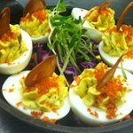 Deviled Eggs on the new menu