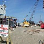 Rebuilding Casino Pier