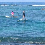 little surfer wahine