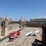 Palazzo rooftop sundeck