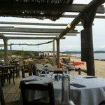 vue panoramique (plage de pampelonne
