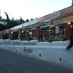 ristorante terrazza Albayzin
