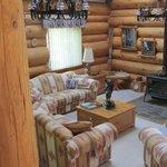 Chambre suite avec salon