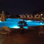 Amazing pool area