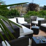 Notre terrasse - lounge