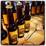 Cerveza artesana propia del local