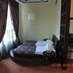 Our room, Belvedere hotel, Tirana, Albania