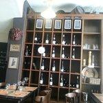 mur des vins