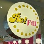 Re!Fill Logo