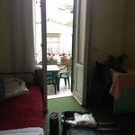 camera tripla & terrazzino