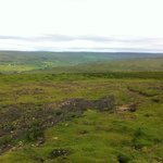 Looking back at the Pennines