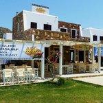 The flisvos restaurant and kite center