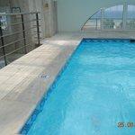 Fabulosa piscina climatizada