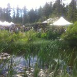 "TOFINO FOOD AND WINE FESTIVAL ""GRAZING IN THE GARDENS"""