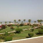 Hotel Baron Resort - Blick aus dem Zimmer