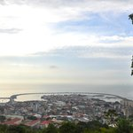 View of Casco Viejo from Ancon Hill