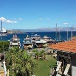 Liman ve Sakız Adası