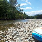Saco River at Glen Ellis