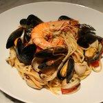 Spaghetti Pescatore