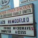 9 Arizona Motor Hotel Foto