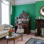 Irish Themed Living Room