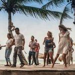 Dance salsa on the beach every Sunday!