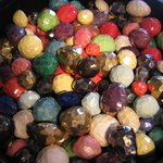 ceramic gems