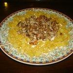 mollejitas de cordero con patatitas