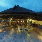 The restaurant at Cas Del Mar
