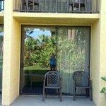 looking at my balcony