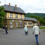 Restaurant Bahnsteig 1