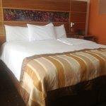 Room on 12th floor of Crowne Plaza, Dundalk