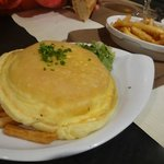 Omelete Monte St. Michel
