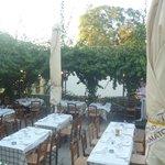Lovely Patio Terraced Restaurant