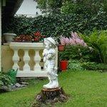 Garten, Detail