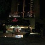 Crowne Plaza - noite