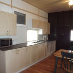 Renovated kitchen in Cottage 6