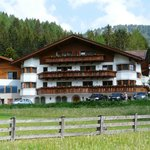 Hotelansicht Garni-Rosengarten