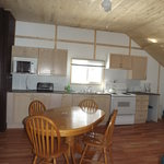 Renovated kitchen Cottage 7