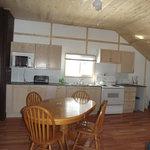 Renovated kitchen Cottage 7