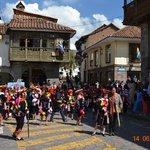 Armas De Plaza Cusco 6