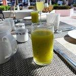 """Green juice"""
