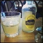 vintage cloudy lemonade