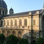 Вид из нашего окна - Собор святого Августина