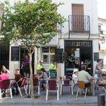 cafe bars in nearby Plaza de Trinidad