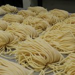 Freshly made pasta daily